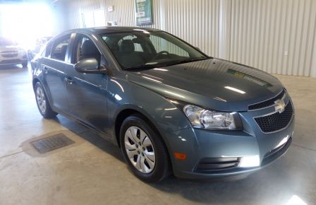 2012 Chevrolet Cruze LT Turbo A/C Gr-Électrique in Saguenay