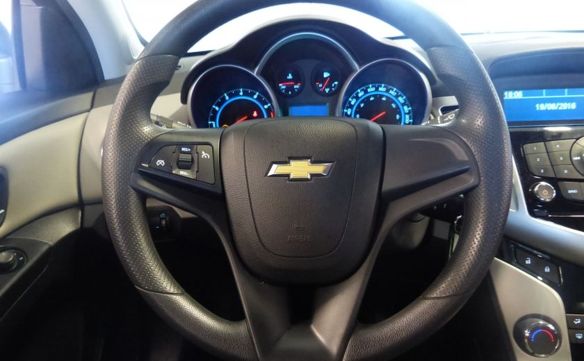 2012 Chevrolet Cruze LT Turbo A/C Gr-Électrique #10