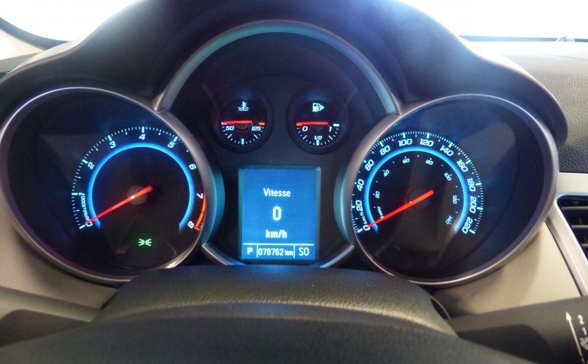 2012 Chevrolet Cruze LT Turbo A/C Gr-Électrique #12