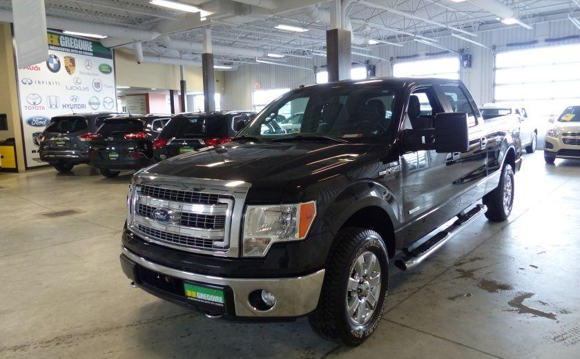 2014 Ford F150 XLT GR XTR Boite 6 4X4 A/C Gr-Électrique #2