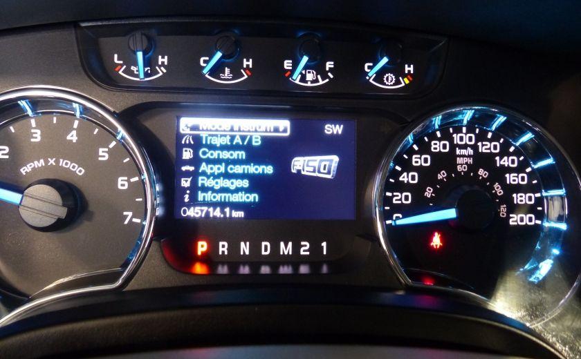 2014 Ford F150 XLT GR XTR Boite 6 4X4 A/C Gr-Électrique #15
