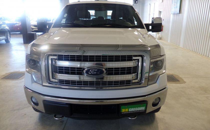 2014 Ford F150 XTR Crew-Cab 4x4 (Cuir-Mags 20pc-caméra de recul) #1