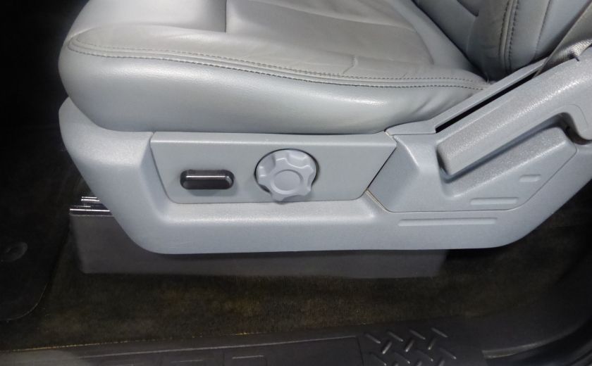 2014 Ford F150 XTR Crew-Cab 4x4 (Cuir-Mags 20pc-caméra de recul) #10