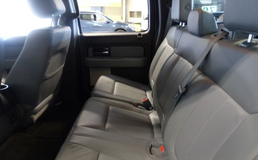 2014 Ford F150 XTR Crew-Cab 4x4 (Cuir-Mags 20pc-caméra de recul) #20