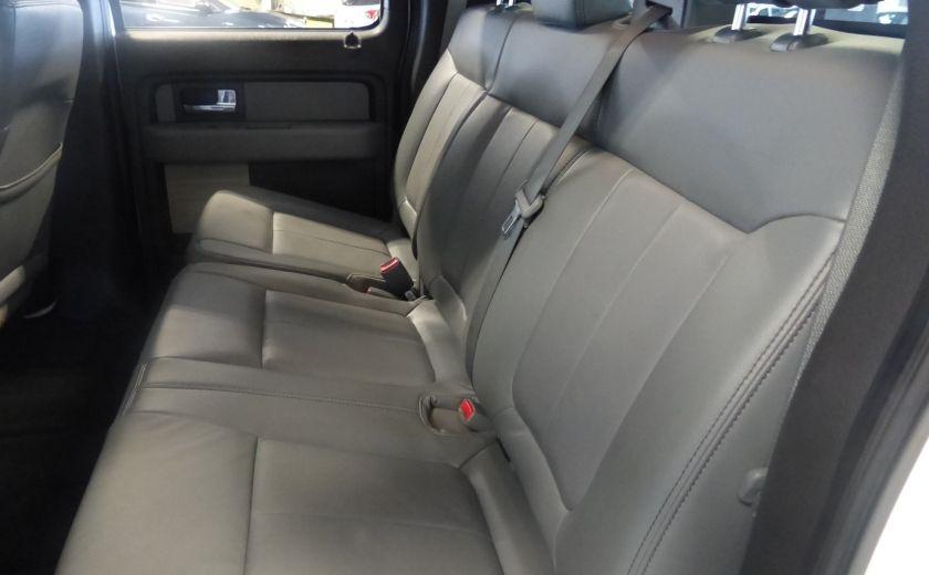 2014 Ford F150 XTR Crew-Cab 4x4 (Cuir-Mags 20pc-caméra de recul) #21
