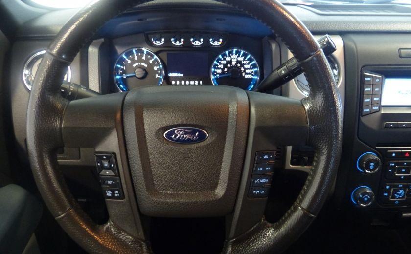 2014 Ford F150 XTR Crew-Cab 4x4 (Cuir-Mags 20pc-caméra de recul) #12