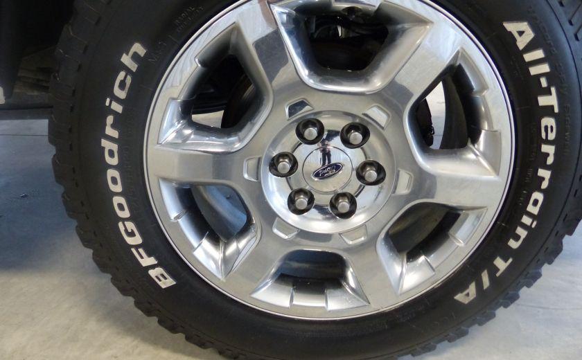 2014 Ford F150 XTR Crew-Cab 4x4 (Cuir-Mags 20pc-caméra de recul) #22