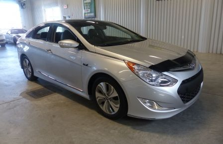 2013 Hyundai Sonata Hybrid Limited Tech (Cuir-Toit-Nav) à Terrebonne