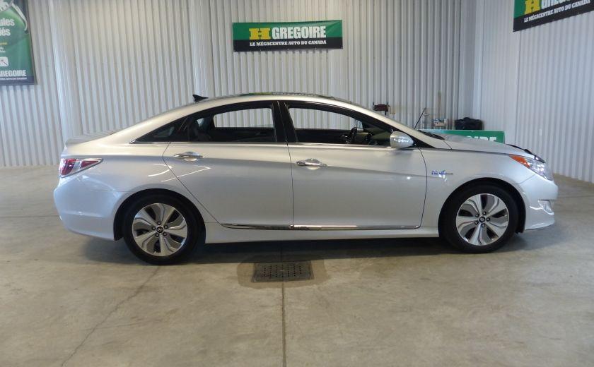 2013 Hyundai Sonata Hybrid Limited Tech (Cuir-Toit-Nav) #10