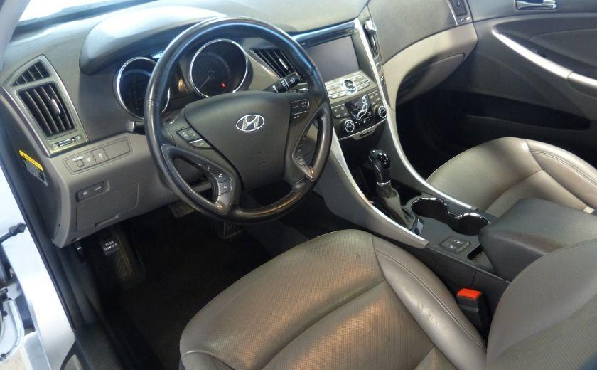 2013 Hyundai Sonata Hybrid Limited Tech (Cuir-Toit-Nav) #11