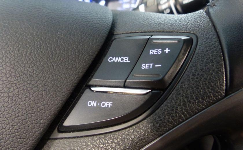 2013 Hyundai Sonata Hybrid Limited Tech (Cuir-Toit-Nav) #14