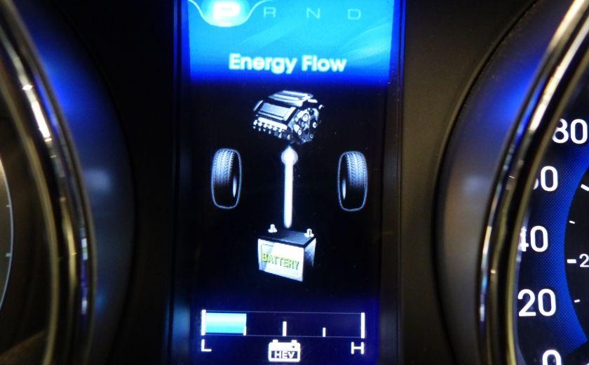 2013 Hyundai Sonata Hybrid Limited Tech (Cuir-Toit-Nav) #17