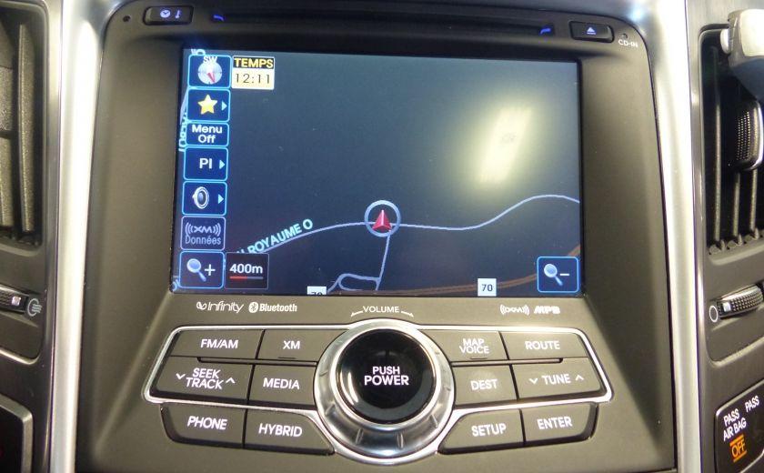 2013 Hyundai Sonata Hybrid Limited Tech (Cuir-Toit-Nav) #19