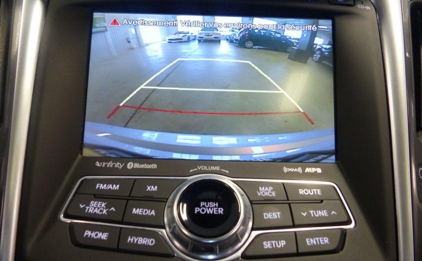 2013 Hyundai Sonata Hybrid Limited Tech (Cuir-Toit-Nav) #20