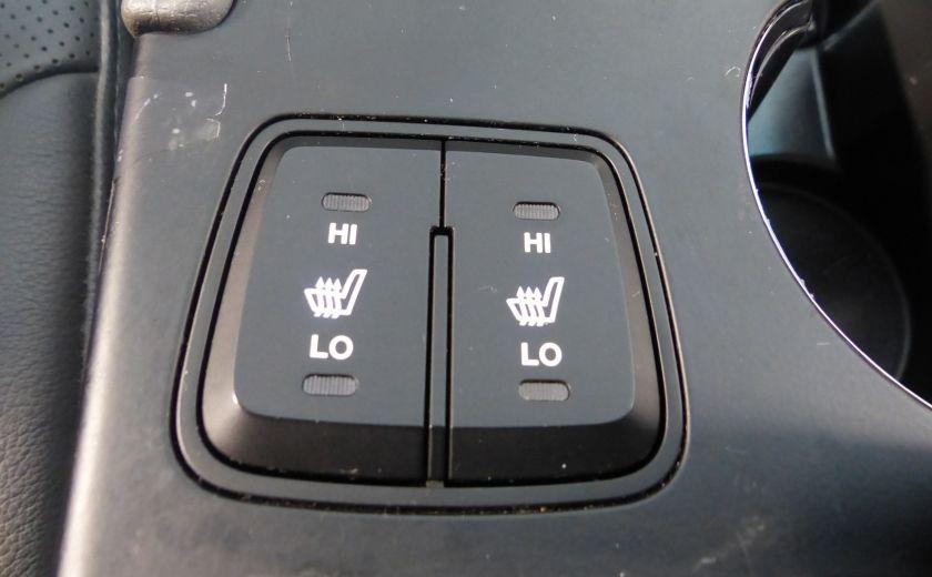 2013 Hyundai Sonata Hybrid Limited Tech (Cuir-Toit-Nav) #22