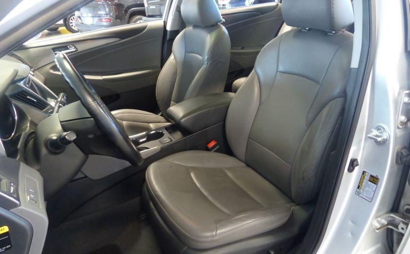 2013 Hyundai Sonata Hybrid Limited Tech (Cuir-Toit-Nav) #25