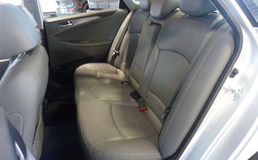 2013 Hyundai Sonata Hybrid Limited Tech (Cuir-Toit-Nav) #26