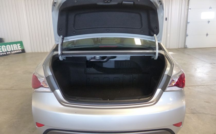 2013 Hyundai Sonata Hybrid Limited Tech (Cuir-Toit-Nav) #28