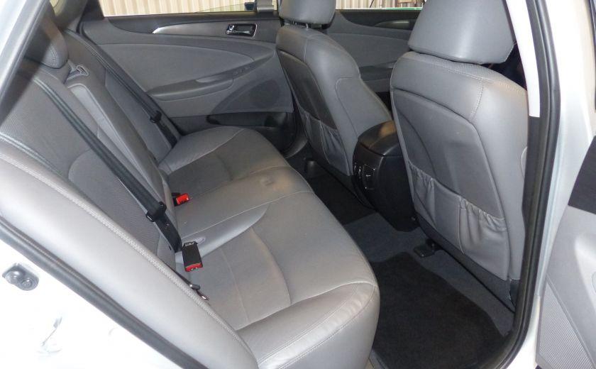 2013 Hyundai Sonata Hybrid Limited Tech (Cuir-Toit-Nav) #30