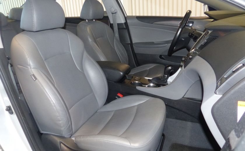 2013 Hyundai Sonata Hybrid Limited Tech (Cuir-Toit-Nav) #33