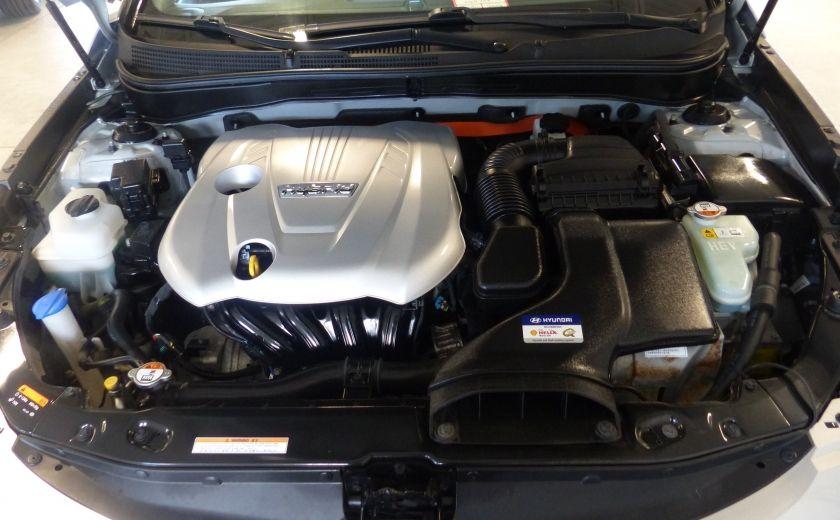 2013 Hyundai Sonata Hybrid Limited Tech (Cuir-Toit-Nav) #34