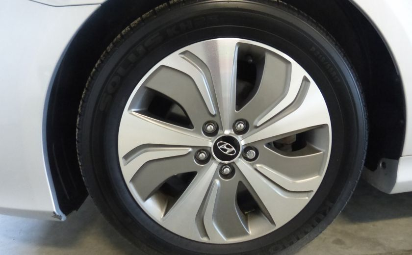 2013 Hyundai Sonata Hybrid Limited Tech (Cuir-Toit-Nav) #36