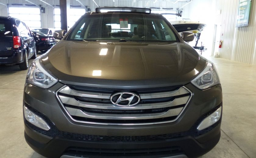 2013 Hyundai Santa Fe Premium Sport 2.0T AWD (Cuir-Mags) #1