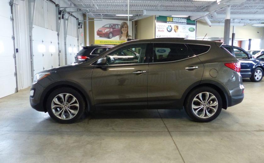 2013 Hyundai Santa Fe Premium Sport 2.0T AWD (Cuir-Mags) #3