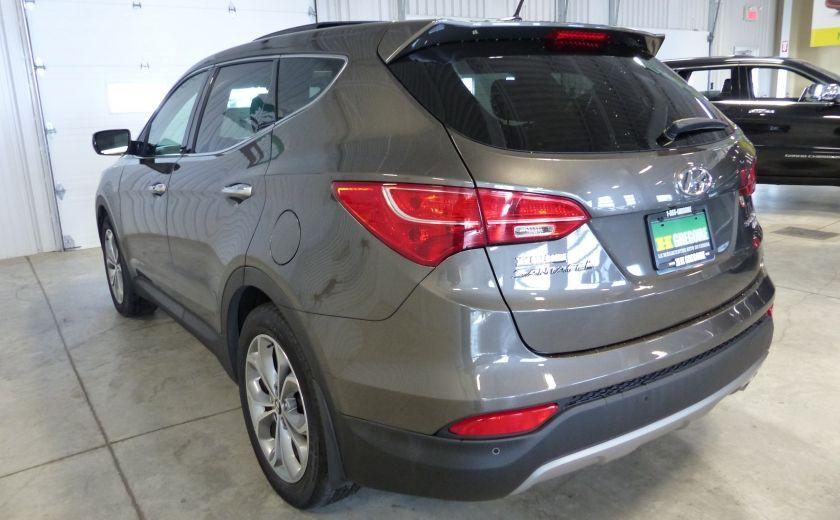 2013 Hyundai Santa Fe Premium Sport 2.0T AWD (Cuir-Mags) #4