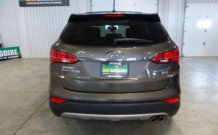 2013 Hyundai Santa Fe Premium Sport 2.0T AWD (Cuir-Mags) #5