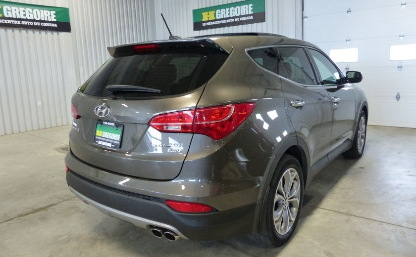 2013 Hyundai Santa Fe Premium Sport 2.0T AWD (Cuir-Mags) #6