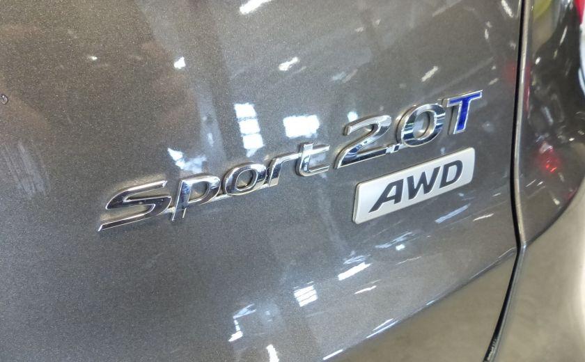 2013 Hyundai Santa Fe Premium Sport 2.0T AWD (Cuir-Mags) #7