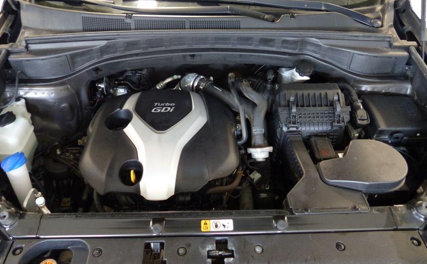 2013 Hyundai Santa Fe Premium Sport 2.0T AWD (Cuir-Mags) #32