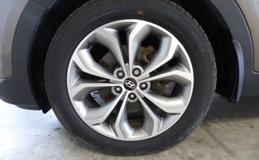 2013 Hyundai Santa Fe Premium Sport 2.0T AWD (Cuir-Mags) #33