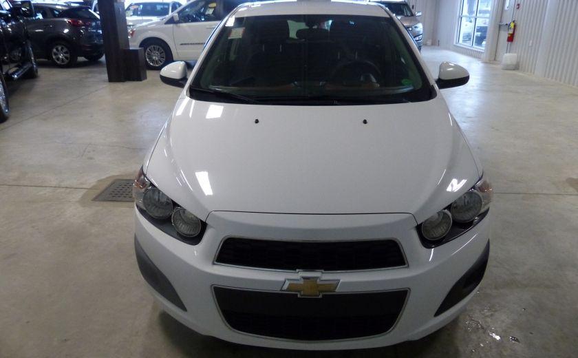 2014 Chevrolet Sonic LT A/C Gr-Électrique Camera Bluetooth #1
