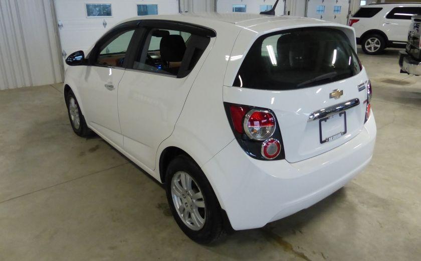 2014 Chevrolet Sonic LT A/C Gr-Électrique Camera Bluetooth #4