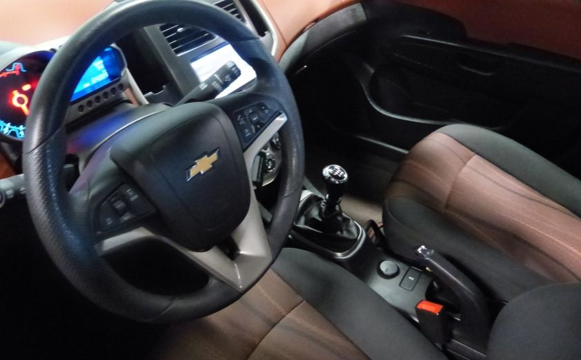 2014 Chevrolet Sonic LT A/C Gr-Électrique Camera Bluetooth #8