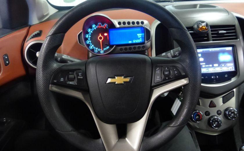 2014 Chevrolet Sonic LT A/C Gr-Électrique Camera Bluetooth #11