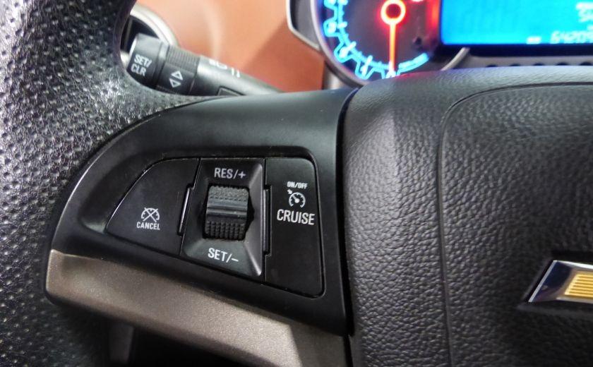 2014 Chevrolet Sonic LT A/C Gr-Électrique Camera Bluetooth #13