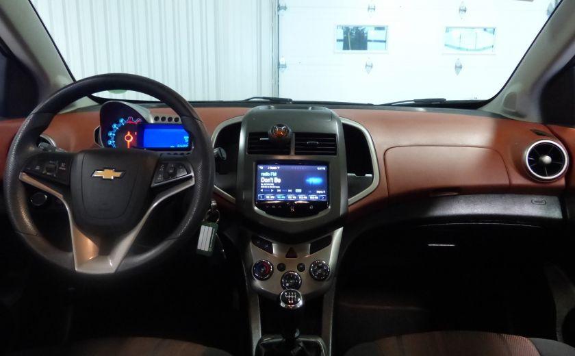 2014 Chevrolet Sonic LT A/C Gr-Électrique Camera Bluetooth #22