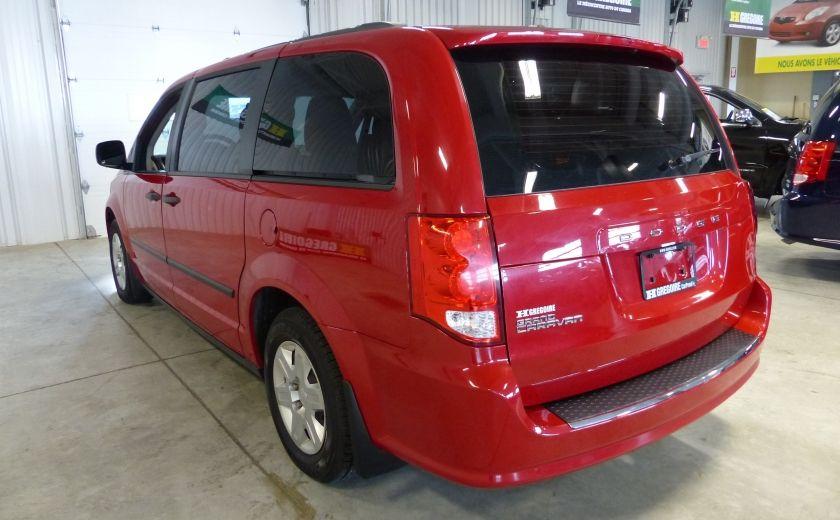 2013 Dodge GR Caravan SE A/C Gr-Électrique #4