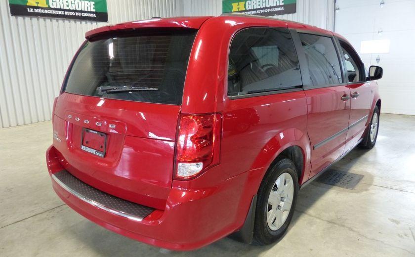 2013 Dodge GR Caravan SE A/C Gr-Électrique #6