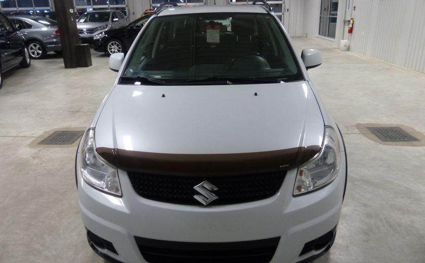 2011 Suzuki SX4 JX AWD Hachback      Gr-Électrique (Mags) #1