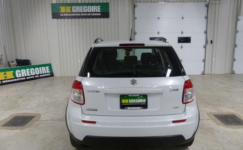 2011 Suzuki SX4 JX AWD Hachback      Gr-Électrique (Mags) #5