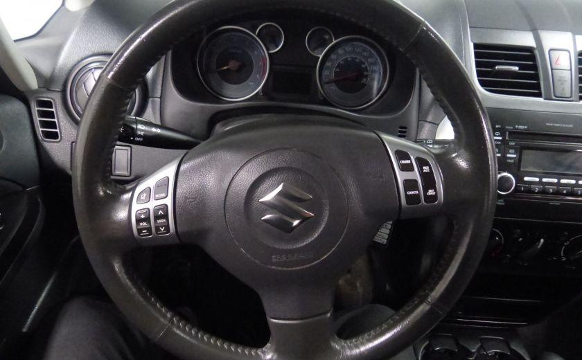 2011 Suzuki SX4 JX AWD Hachback      Gr-Électrique (Mags) #11