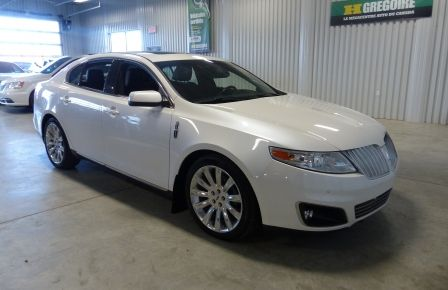 2011 Lincoln MKS 4dr Sdn 3.7L AWD (CUIR-TOIT-NAV) Bluetooth in Saint-Hyacinthe