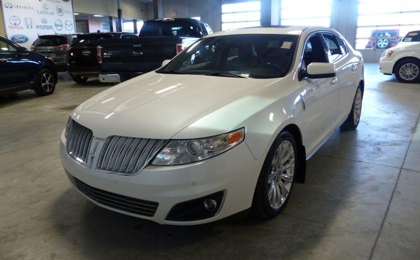 2011 Lincoln MKS 4dr Sdn 3.7L AWD (CUIR-TOIT-NAV) Bluetooth #2