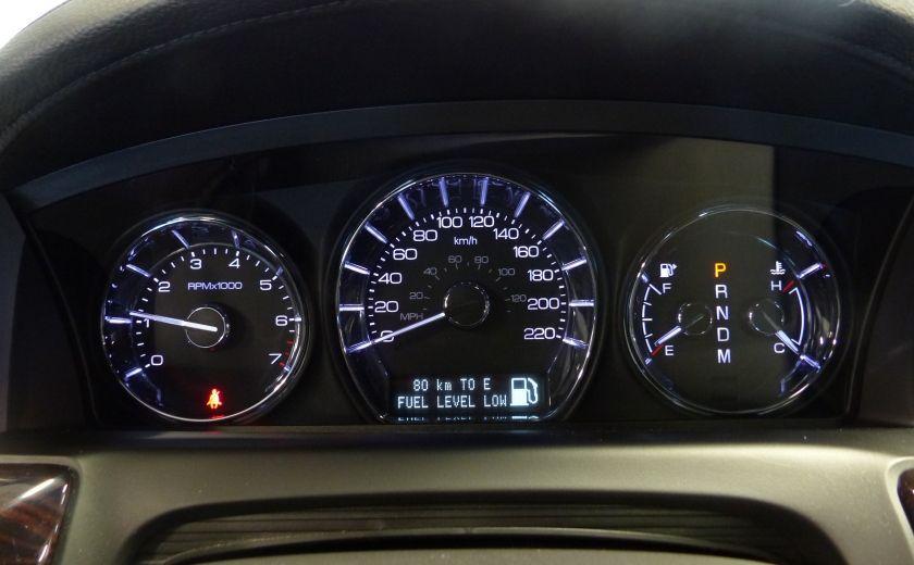 2011 Lincoln MKS 4dr Sdn 3.7L AWD (CUIR-TOIT-NAV) Bluetooth #12