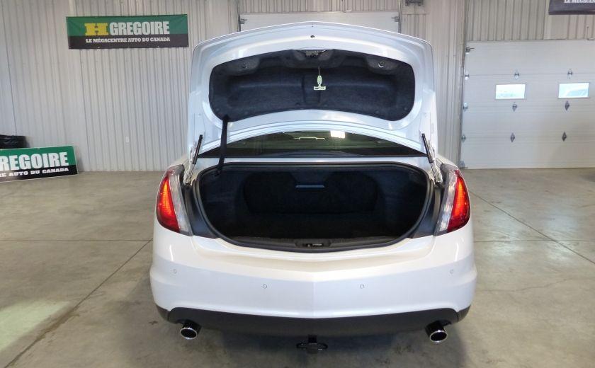 2011 Lincoln MKS 4dr Sdn 3.7L AWD (CUIR-TOIT-NAV) Bluetooth #23