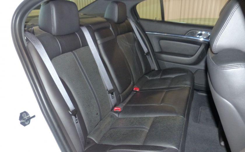 2011 Lincoln MKS 4dr Sdn 3.7L AWD (CUIR-TOIT-NAV) Bluetooth #26